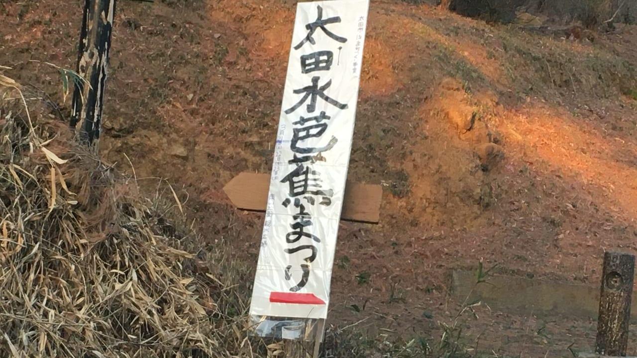 太田市水芭蕉まつり